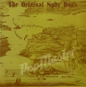 The Original Salt Dogs GHB-44 Winyle Dixieland Jazz