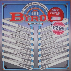 The Byrds ‎– The Original Singles Volume 2 1967-1969 ,32103  Rock,Pop