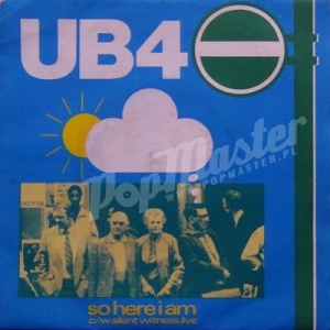 UB40  So Here I Am  7DEP5 Reggae Ska Winyl