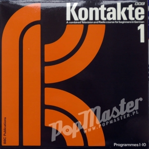 Kontakte. A Combined BBC Television And Radio Course For Beginners In German 1   BBC Records ‎– OP 213