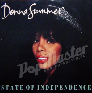 Donna Summer State Of Independence U2857T