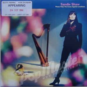 Sandie Shaw ‎Please Help The Cause Against Loneliness Promo Copy RT 220