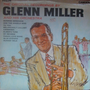 Glenn Miller And His Orchestra ‎– The Original Recordings CDS 1004  Vinyl