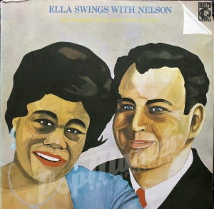 Ella Fitzgerald With Nelson Riddle Orchestra Ella Swings With Nelson STANDARD DOUBLE 2682 035 Jazz Winyle