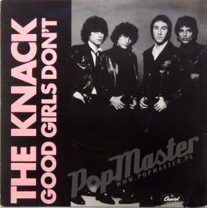 The Knack Good Girls Don't b/w Frustrated CL 16097 PROMO COPY