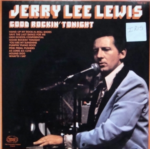 Jerry Lee Lewis ‎– Good Rockin' Tonight  SHM 867 Stereo