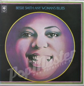 Bessie Smith Any Woman's Blues  CBS 66262 Jazz, Blues Schallplatten