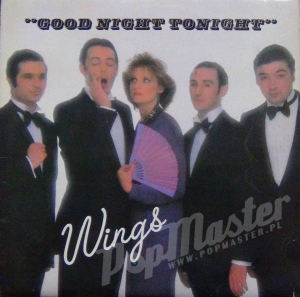 "Wings ""Goodnight Tonight"" 12Y R6023"