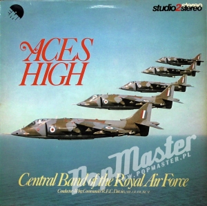 Aces High  Central Band Of The Royal Air Force  TWOX 1010