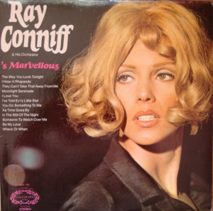 Ray Conniff & His Orchestra ‎– 'S Marvelous SHM 779  USA   Jazz Pop   Winyle