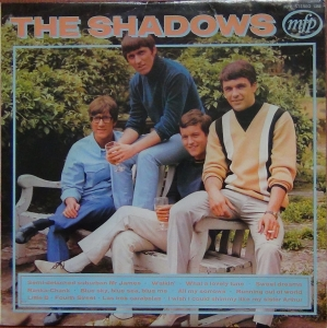The Shadows- Walkin' With The Shadows MFP 1388 Stereo