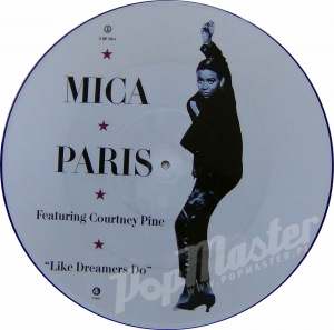 Mica Paris Featuring Courtney Pine Like Dreamers Do 12 BRP 108