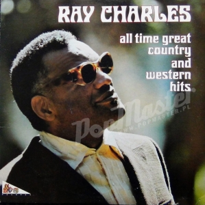 Ray Charles All Time Great Country And Western Hits  ABCX-781-2
