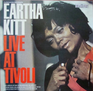 Eartha Kitt ‎– Eartha Kitt Live At Tivoli 2870-148 Jazz Funk/Soul