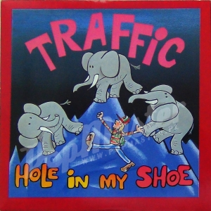 Traffic Hole In My Shoe  IS 362 Psychedelic Rock Winyl