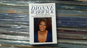 Dionne Warwick ‎– 25th Anniversary Collection: Dionne Warwick Sings The Great Bacharach & David Songs Pickwick ‎– HSC 3243 Cassette, Album, Compilation