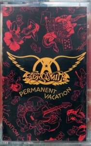 Aerosmith ‎– Permanent Geffen Records ‎– GEC 24162 Cassette, Album