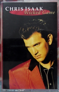 Chris Isaak ‎– Wicked Game Reprise Records ‎– WX 406C Cassette, Compilation