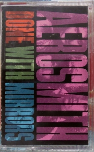 Aerosmith ‎– Done With Mirrors Geffen Records ‎– 9 24091 4 Cassette, Album