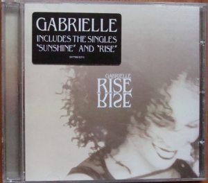 Gabrielle ‎– Rise ,Go! Beat ‎– 07314 547 768-2  Hip Hop, Pop  Płyty CD