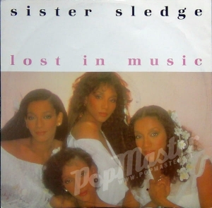 Sister Sledge Lost In Music Special 1984 Nile Rodgers Remix B97 18T