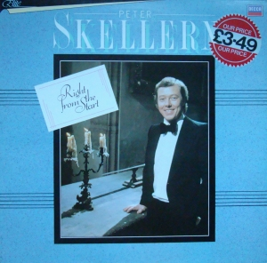 Peter Skellern -Right From The Start TAB 9