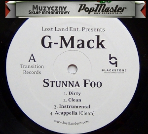 G-Mack Stunna Foo L-14599M Transition Records