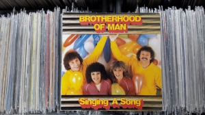 Brotherhood Of Man ‎– Singing A Song  Pye Records ‎– N 122 Vinyl, LP, Album