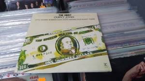 Quincy Jones ‎– The Heist - Original Soundtrack Reprise Records ‎– K 44168