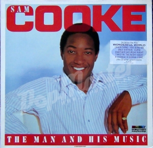 Sam Cooke The Man And The Music 2 Lp Set PL 87127(2)