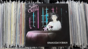 Sally Oldfield ‎– Strange Day In Berlin Bronze ‎– BRON-549 Vinyl, LP, Album