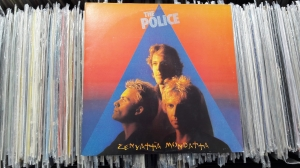 The Police ‎– Zenyatta Mondatta A&M Records ‎– AMLH 64831 Vinyl, LP, Album