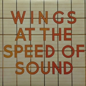 Wings  ‎– Wings At The Speed Of Sound MPL ‎– PAS 10010 U5/U5