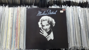 Marlene Dietrich ‎– The Magic Of Marlene Dietrich Music For Pleasure ‎– MFP 5790 Vinyl ,LP ,Album