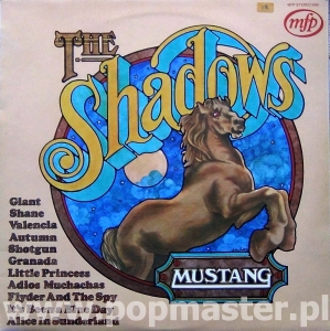 The Shadows ‎– Mustang MFP 5266  Vinyl