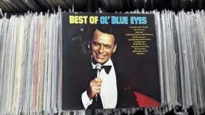Frank Sinatra ‎– Best Of Ol' Blue Eyes Reprise Records ‎– K54042 A1 / B2 Vinyl, LP, Album