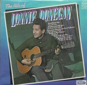 Lonnie Donegan ‎– The Hits Of Lonnie Donegan Music For Pleasure ‎– MFP 50389
