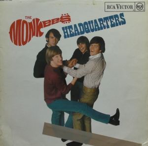 The Monkees ‎– Headquarters RCA Victor ‎– RD-7886