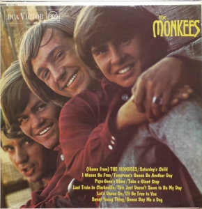 The Monkees ‎– The Monkees RCA Victor ‎– RD-7844