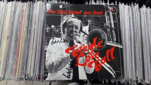 Chris Barber Jazz And Blues Band ‎– Creole Love Call Timeless Records ‎– TTD 502/503  ,2 x Vinyl , LP  z autografami