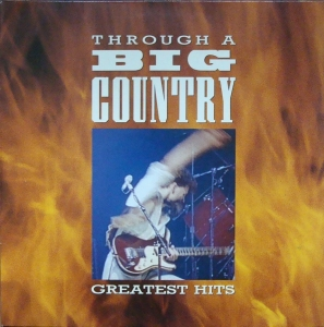 BIG COUNTRY - THROUGH A BIG  846 0221-1 Mercury