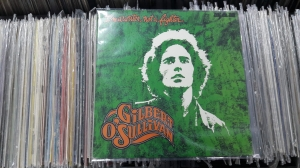 Gilbert O'Sullivan ‎– I'm A Writer, Not A Fighter MAM SS 505 Vinyl, LP, Album