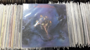 The Moody Blues ‎– On The Threshold Of A Dream Deram ‎– DML.1035  Vinyl, LP, Album, Mono