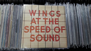 Wings ‎– Wings At The Speed Of Sound MPL ‎– PAS 10010 Vinyl, LP , Album