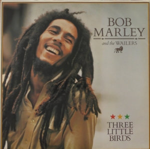 Bob Marley And The Wailers ‎– Three Little Birds Island Records ‎– 12IS 236