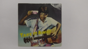 Paul McCartney ‎– Take It Away Parlophone ‎– R 6056