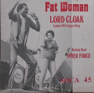 Lord Cloak, Inner Force ‎– Fat Woman Voida Records ‎– VDA 3