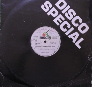 Junior Delgado & Castro Brown / Carlton And The Shoes ‎– Trickster - Nine Months Gone / Better Days  D.E.B. Music ‎– DEB 019