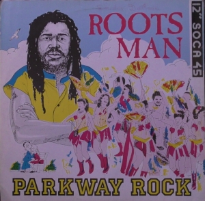 Rootsman ‎– Parkway Rock / Love In T & T Hot Vinyl ‎– HVT 19