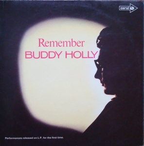 Buddy Holly ‎– Remember  CPS 71  Vinyl
